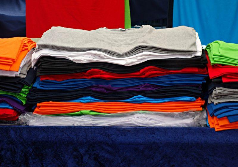 Impresion directa camisetas ok textil
