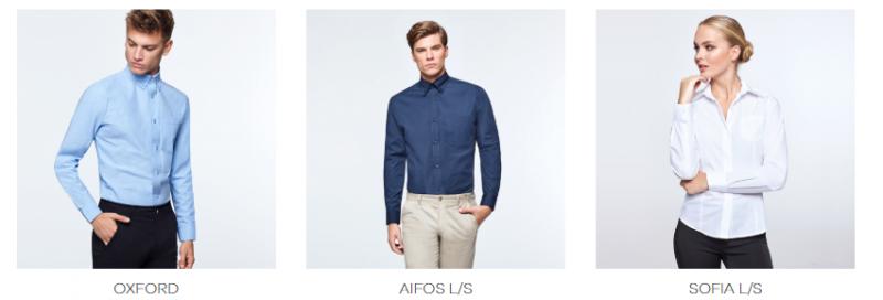 distribuidores de ropa de trabajo roly