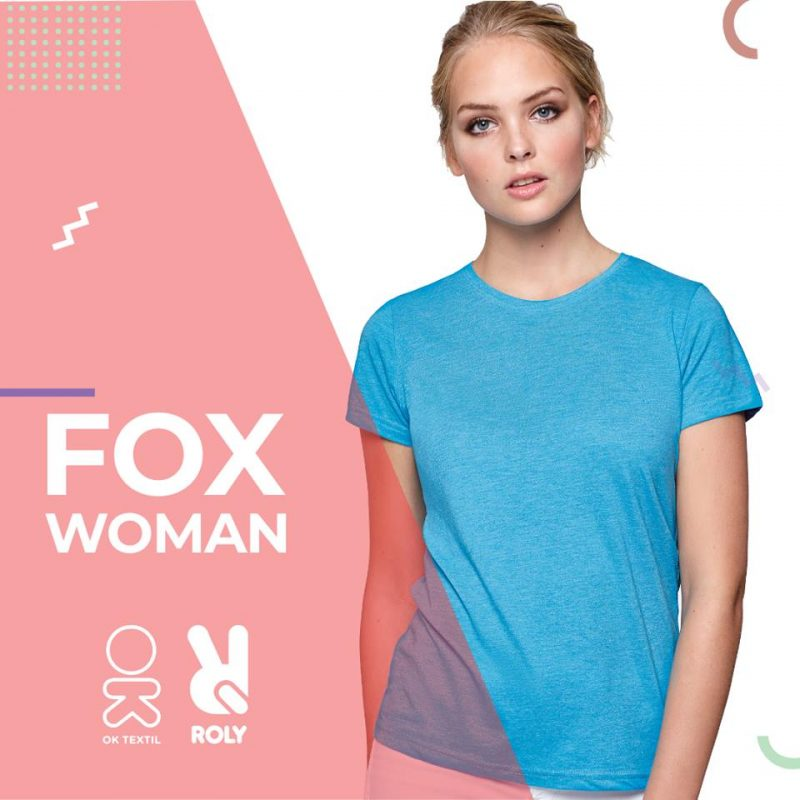 fox woman roly camiseta mujer